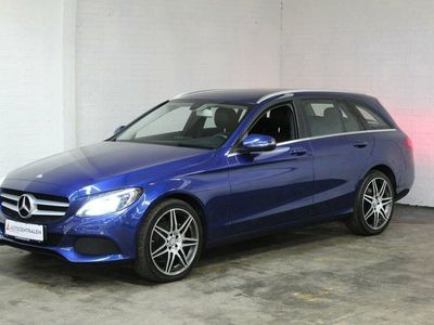 usata Mercedes C220 d 2,2 stc. aut.