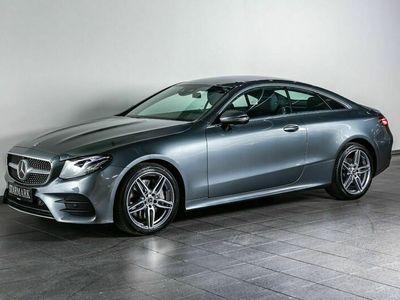 brugt Mercedes E300 0 AMG Line Coupé aut.