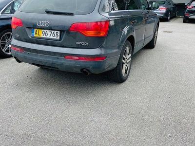brugt Audi Q7 VAN 3,0 TDI AUT.