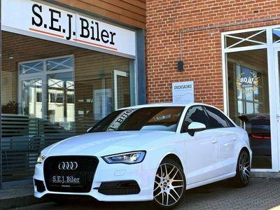 gebraucht Audi A3 1,4 TFSi Ambition 125HK 4d