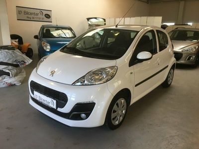 second-hand Peugeot 107 1,0 Active
