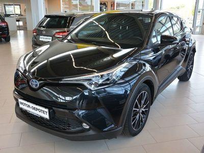 brugt Toyota C-HR 1,8 Hybrid Selected CVT