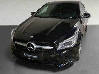 brugt Mercedes CLA250 2,0 SB aut.