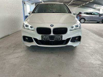 brugt BMW 220 Gran Tourer d 2,0 D Sportline Steptronic 190HK 8g Aut.