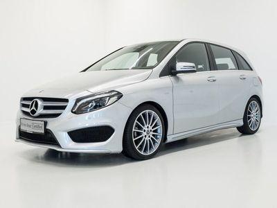 brugt Mercedes B220 d 2,2 Final Edition aut.