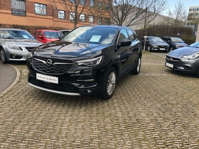 used Opel Grandland X 1,2 T Innovation Start/Stop 130HK 5d 6g Aut.