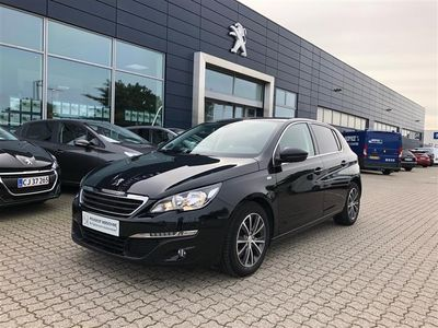 brugt Peugeot 308 1,6 Blue e-HDI Style 120HK 5d 6g