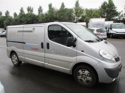 brugt Opel Vivaro 2,0 CDTI 114HK Van 2011