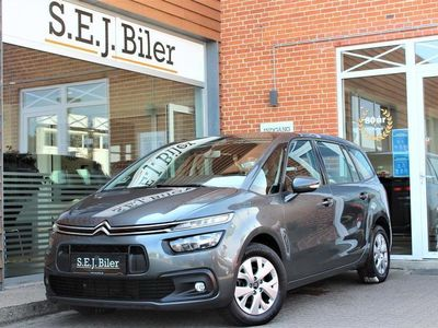 brugt Citroën Grand C4 Picasso 1,6 Blue HDi Seduction EAT6 start/stop 120HK 6g Aut. A+