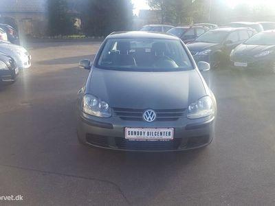 brugt VW Golf 1,6 FSI 115HK 5d