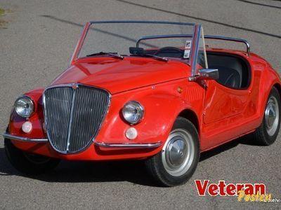 brugt Fiat 500 Gamine Vignale