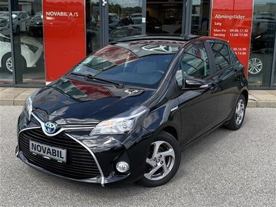 usata Toyota Yaris Hybrid 1,5 B/EL Premium Safety Sense E-CVT 100HK 5d Trinl. Gear