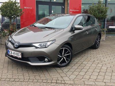 used Toyota Auris Hybrid 1,8 B/EL Selected 136HK 5d Aut.