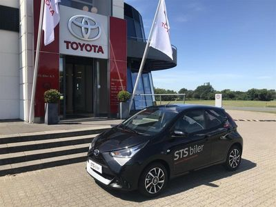 brugt Toyota Aygo 1,0 VVT-I X-pression + DAB+ 72HK 5d