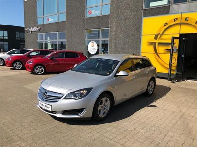 brugt Opel Insignia Sports Tourer 1,4 Turbo Edition Start/Stop 140HK Stc 6g