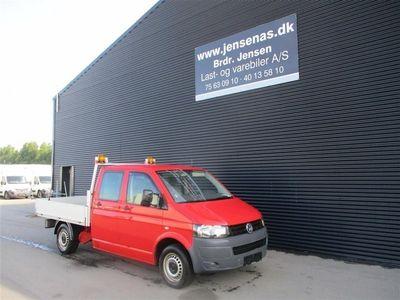 brugt VW Transporter MANDSKABSVOGN 2,0 TDI 140HK Ladv./Chas. 2012