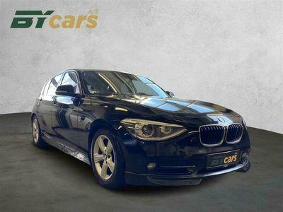 brugt BMW 118 d2 0 D 143HK 5d 6g