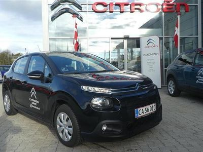 used Citroën C3 1,6 Blue HDi Iconic Limited start/stop 75HK 5d