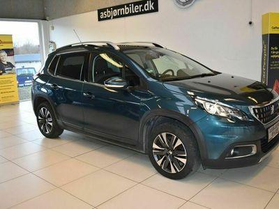 brugt Peugeot 2008 1,6 BlueHDi 100 Desire Sky