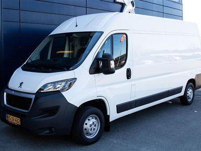 usado Peugeot Boxer 333 L3H2 2,0 HDI Premium 130HK Van 6g