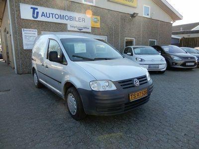 brugt VW Caddy 2,0 SDi