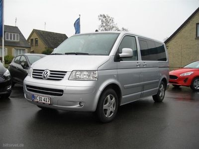 brugt VW Multivan 2,5 TDI 174HK