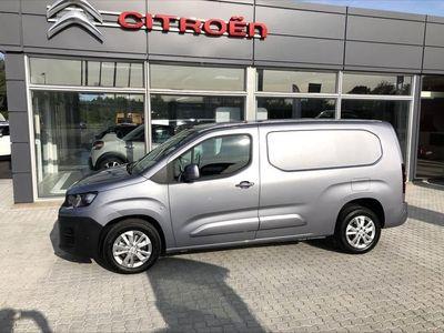 brugt Peugeot Partner L2 V2 1,5 BlueHDi Ultimate Pack EAT8 130HK Van 8g Aut.