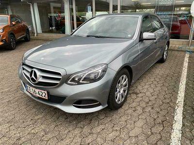 brugt Mercedes E220 2,1 CDI BlueEfficiency 170HK 7g Aut.