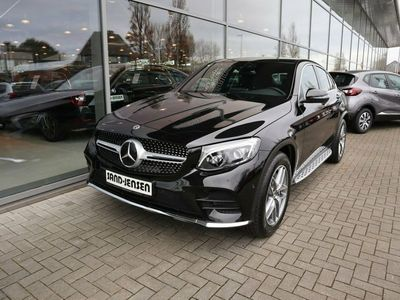 used Mercedes GLC250 d 2,2 AMG Line Coupé aut. 4-M