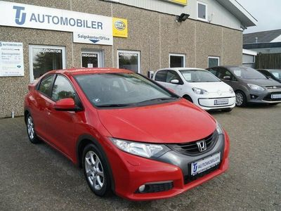 used Honda Civic 1,8 i-VTEC Sport