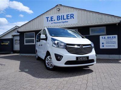 brugt Opel Vivaro L2H1 1,6 CDTI 145HK 6g