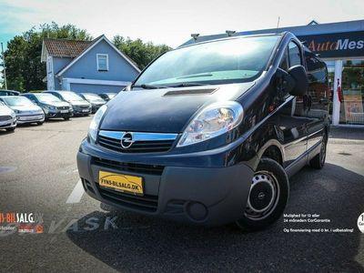used Opel Vivaro 2,0 CDTi 114 Van L1H1