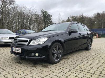 brugt Mercedes C200 d 2,1 CDI BlueEfficiency 136HK 7g Aut.
