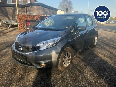begagnad Nissan Note 1,2 Acenta Tech Pack