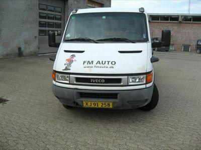 brugt Iveco Daily 35S13 17,2m3 2,8 D 125HK Van 6g