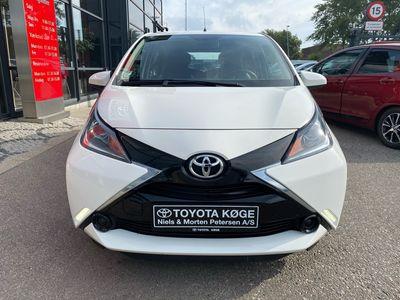 brugt Toyota Aygo 1,0 VVT-I X-Play Air 69HK 5d A++