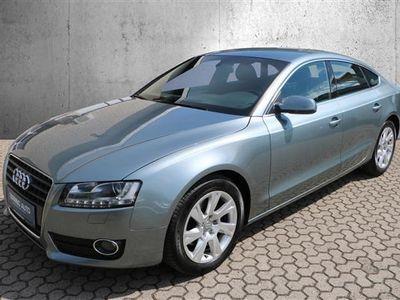 brugt Audi A5 1,8 TFSI 160HK 5d - Personbil - gråmetal