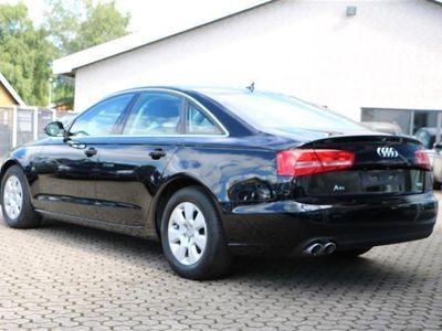 brugt Audi A6 2,0 TDI 177HK 6g