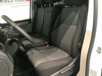 begagnad VW Transporter 2,0 TDi 102 Kassevogn kort