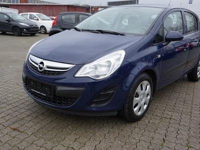 used Opel Corsa 1,0 12V Enjoy 5d