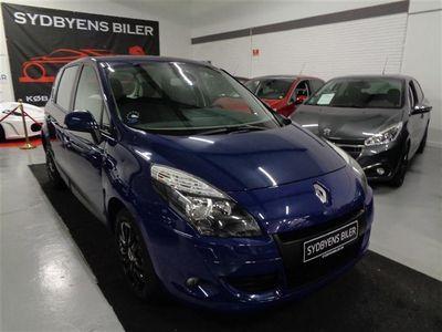 brugt Renault Scénic 1,5 DCI FAP Expression 110HK 6g Aut.
