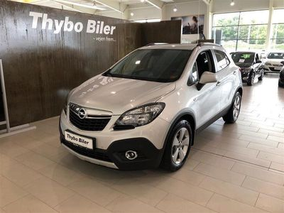 brugt Opel Mokka 1,4 Turbo Enjoy Start/Stop 140HK 5d 6g