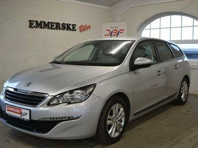 used Peugeot 308 1,6 BlueHDi 120 Active SW