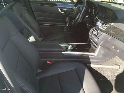 brugt Mercedes E200 1 CDI BlueEfficiency 136HK 7g Aut.