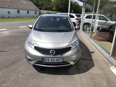 second-hand Nissan Note 1,2 Acenta 80HK 5d