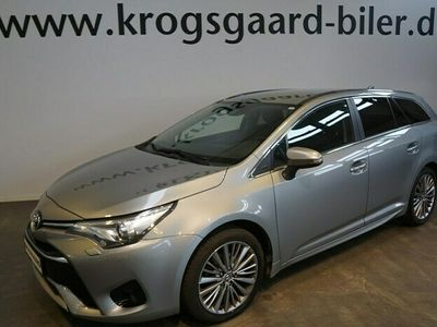 brugt Toyota Avensis Touring Sports 18 VVT-I T2 Executive 147HK Stc 6g