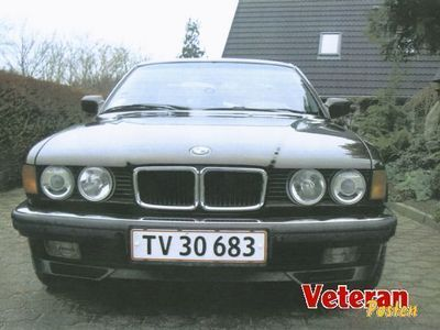 brugt BMW 740 i