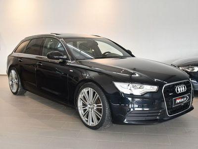 brugt Audi A6 3,0 TFSi 300 Avant quattro S-tr.
