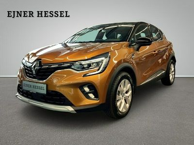 brugt Renault Captur 1,6 E-TECH Plugin-hybrid Intens 160HK 5d Aut.