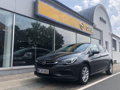 begagnad Opel Astra 0 Turbo Enjoy 105HK 5d